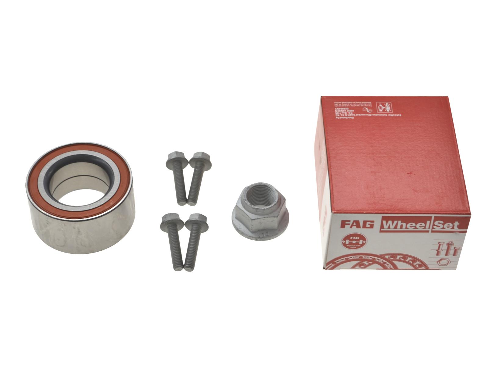 1x FAG Radlager für Porsche 964/993/996/986 VORNE Radlagersatz