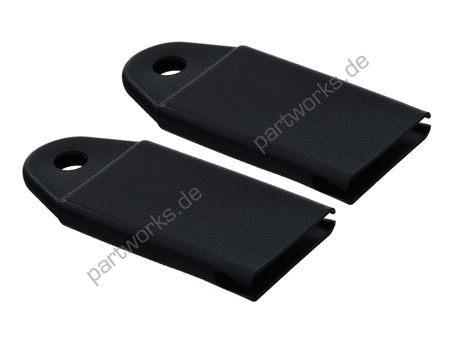 2x Abdeckung Sicherheitsgurt für Porsche 911 G 78- 924 944 964 968 993