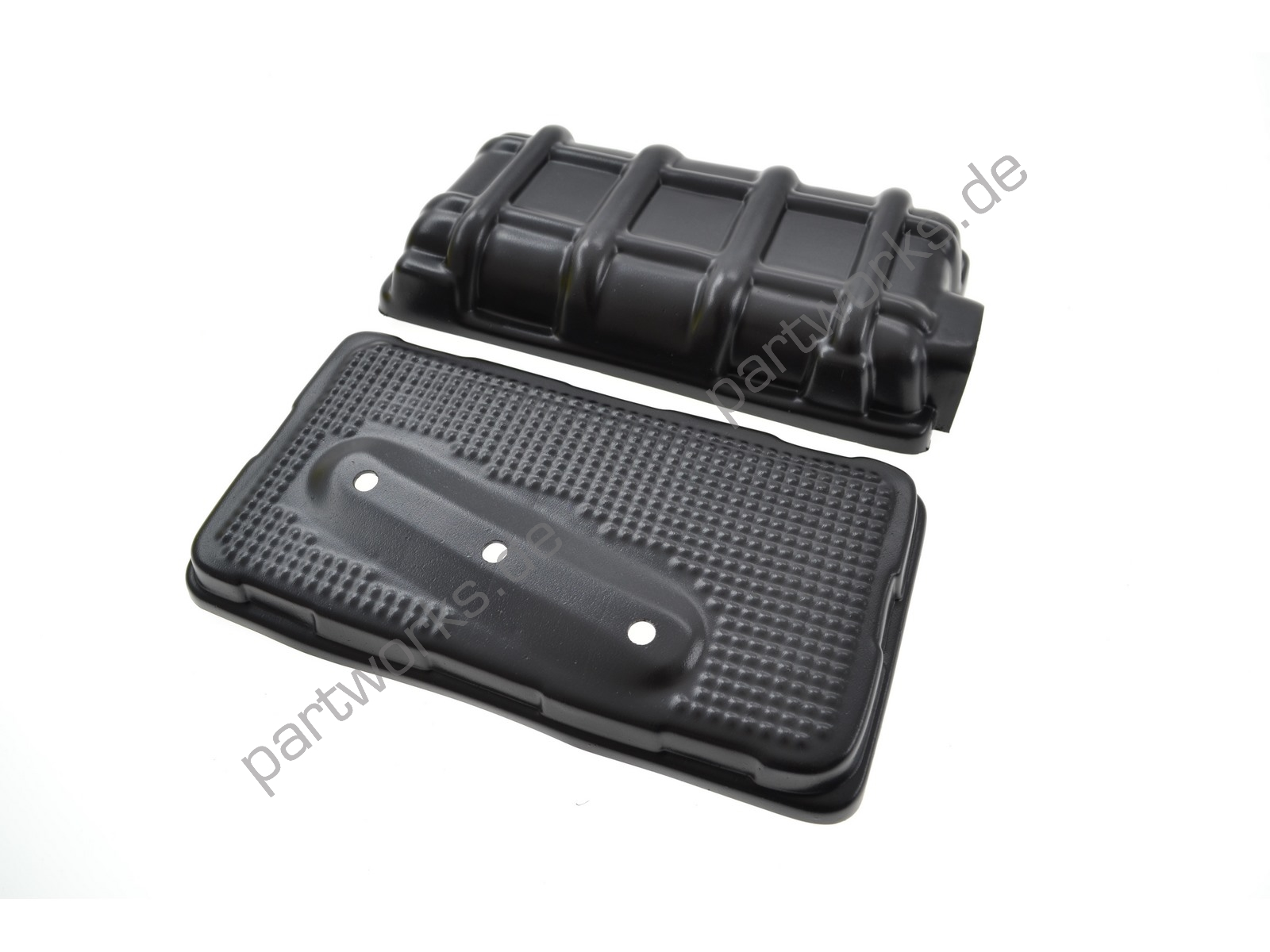 Battery covers for Porsche 911 F SWB '65-'69