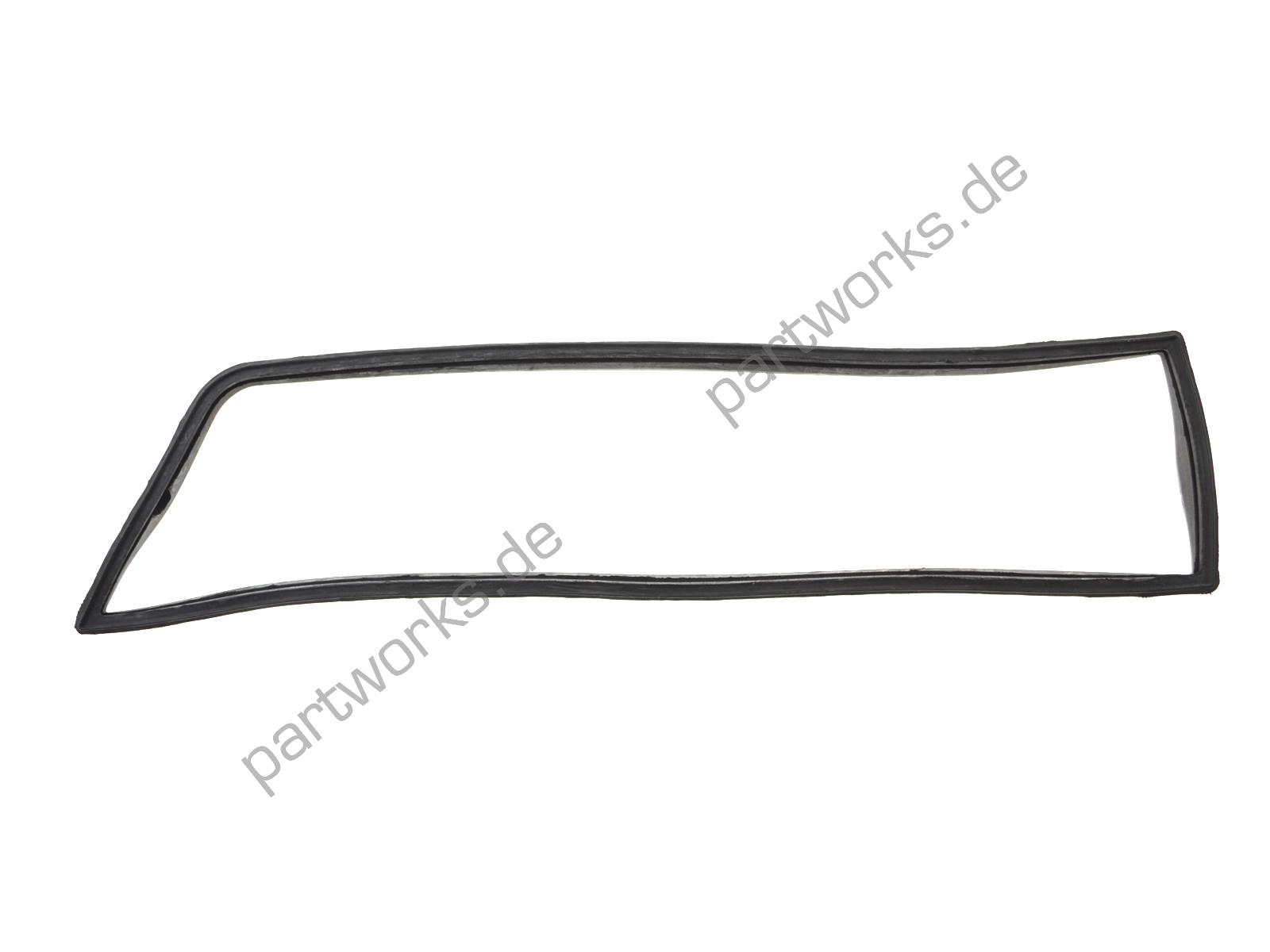 Dichtung für Porsche 911 F/G Rückleuchte LINKS