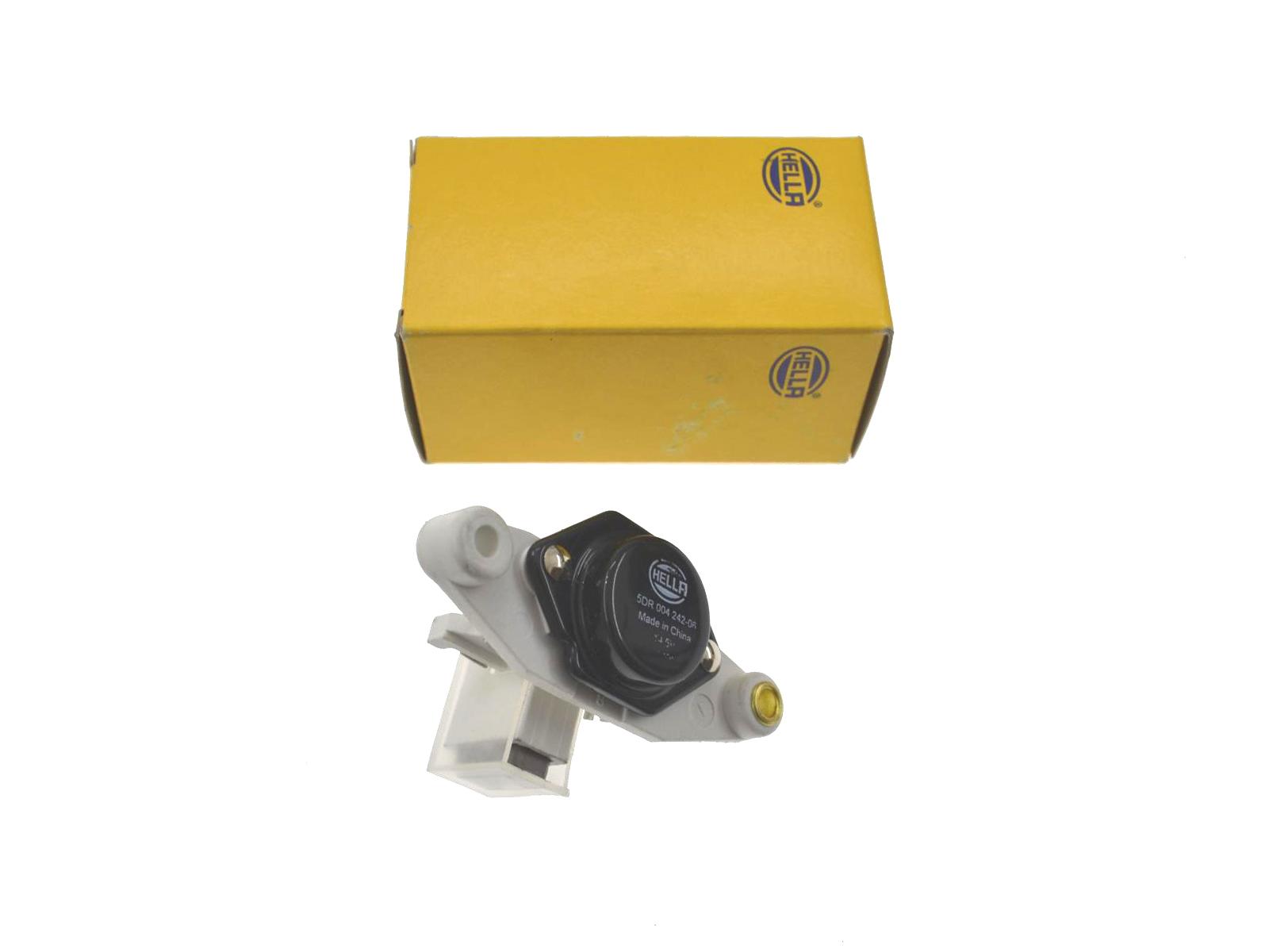 Hella Generatorregler für Porsche 924/944/928/964/993 Lichtmaschine