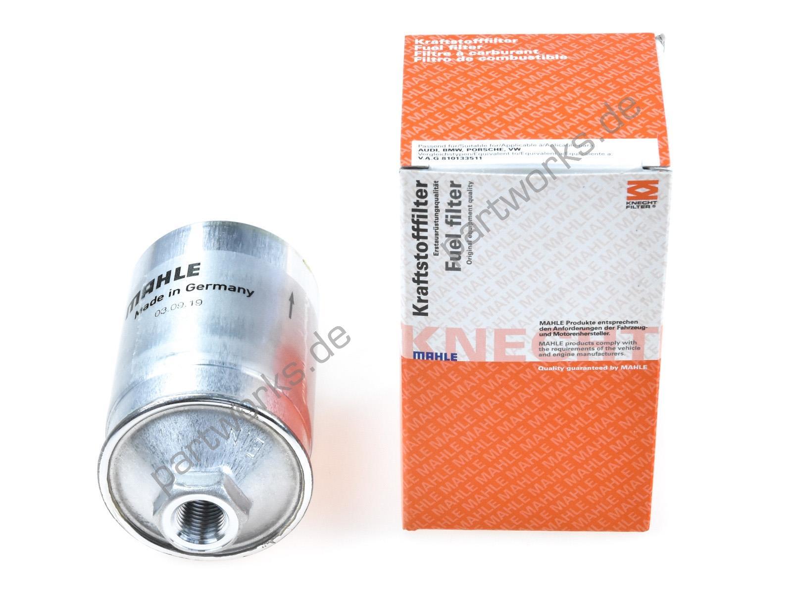 Kraftstofffilter für Porsche 911 S SC 2.7 3.0 74-77 924 -'77