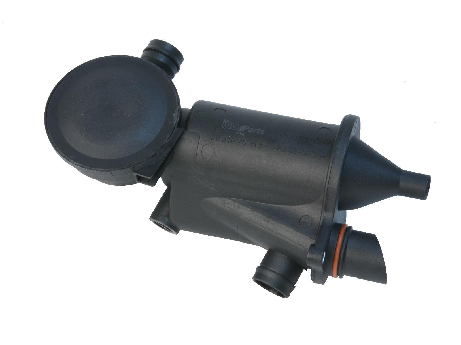 Ölabscheider für Porsche Boxster / Cayman Kurbelgehäuse Entlüftung
