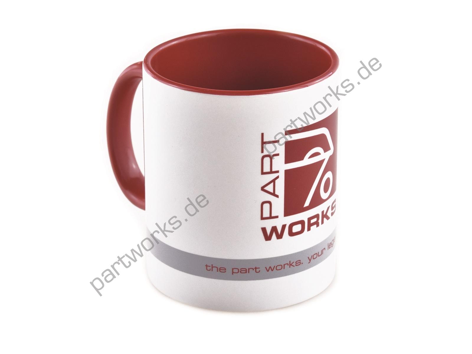 Partworks Kaffeebecher für Porsche 911 944 928 Fans