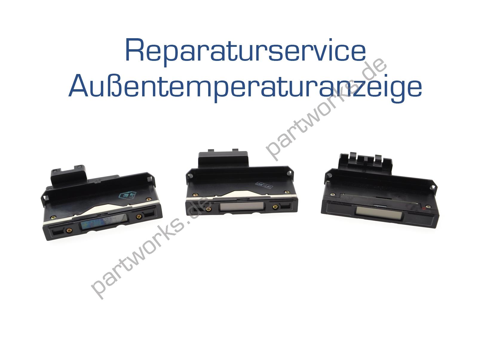 Reparaturservice für Mercedes W124/W201/W126/W463 ATA