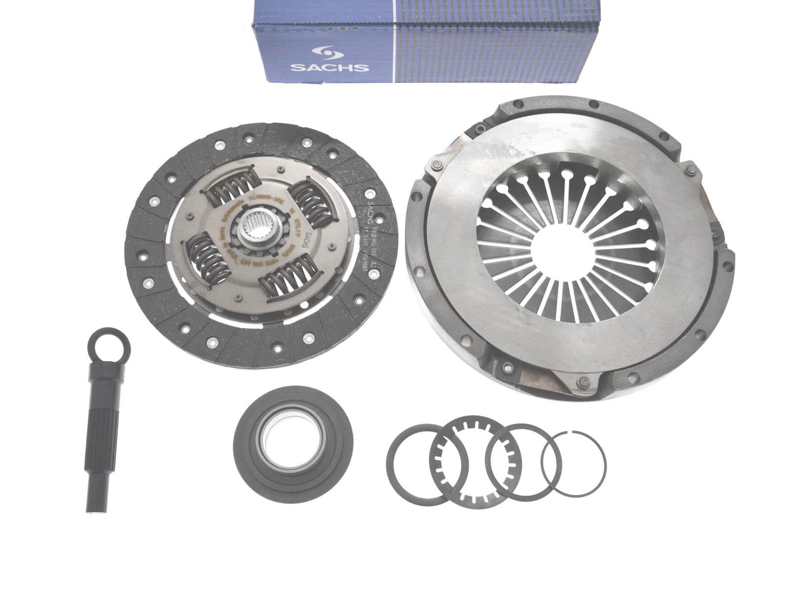 Sachs Kupplungssatz für Porsche 911 SC/Carrera + Zentrierdorn