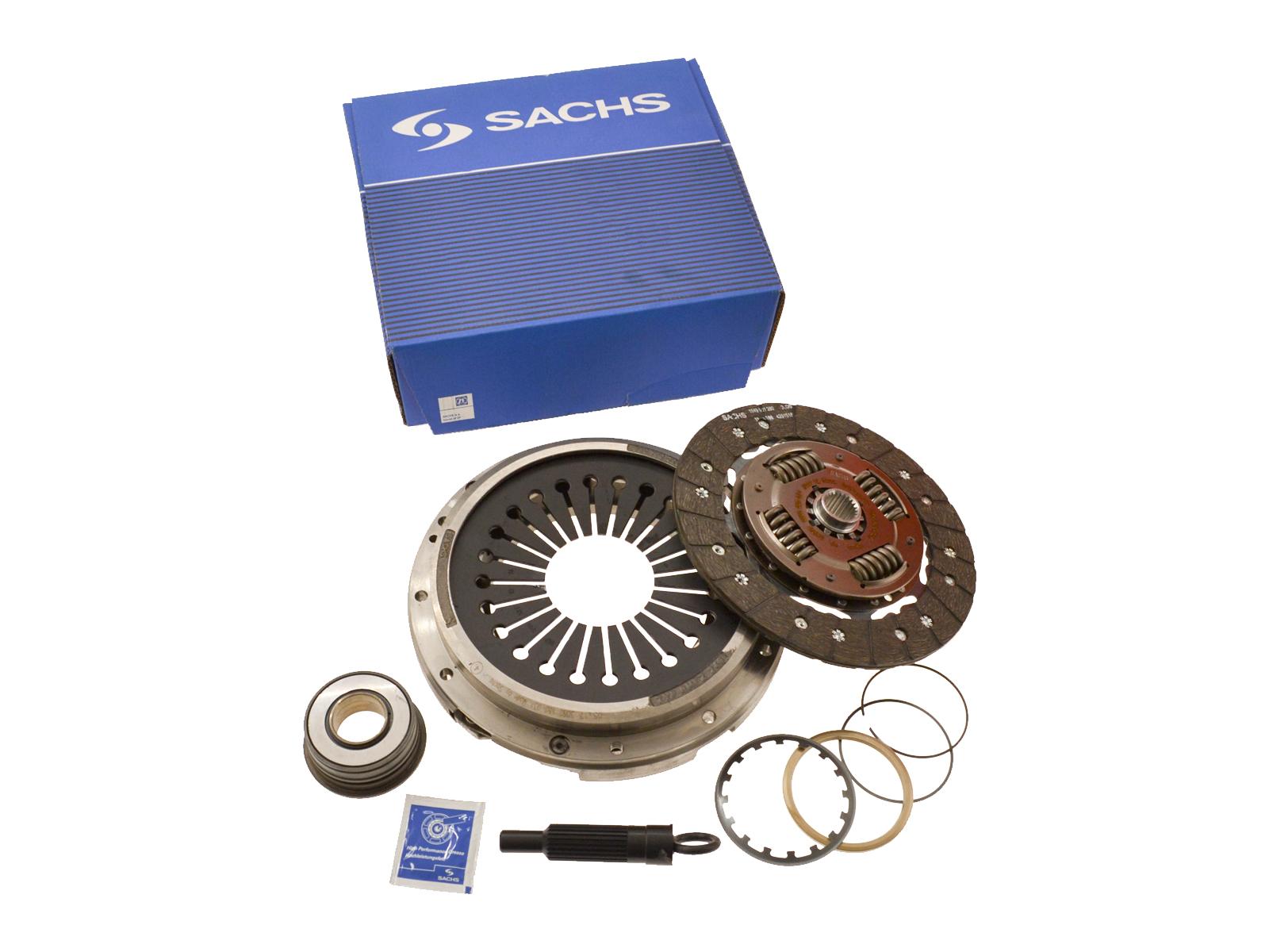 Sachs Kupplungssatz für Porsche 944 turbo/turboS + Zentrierdorn