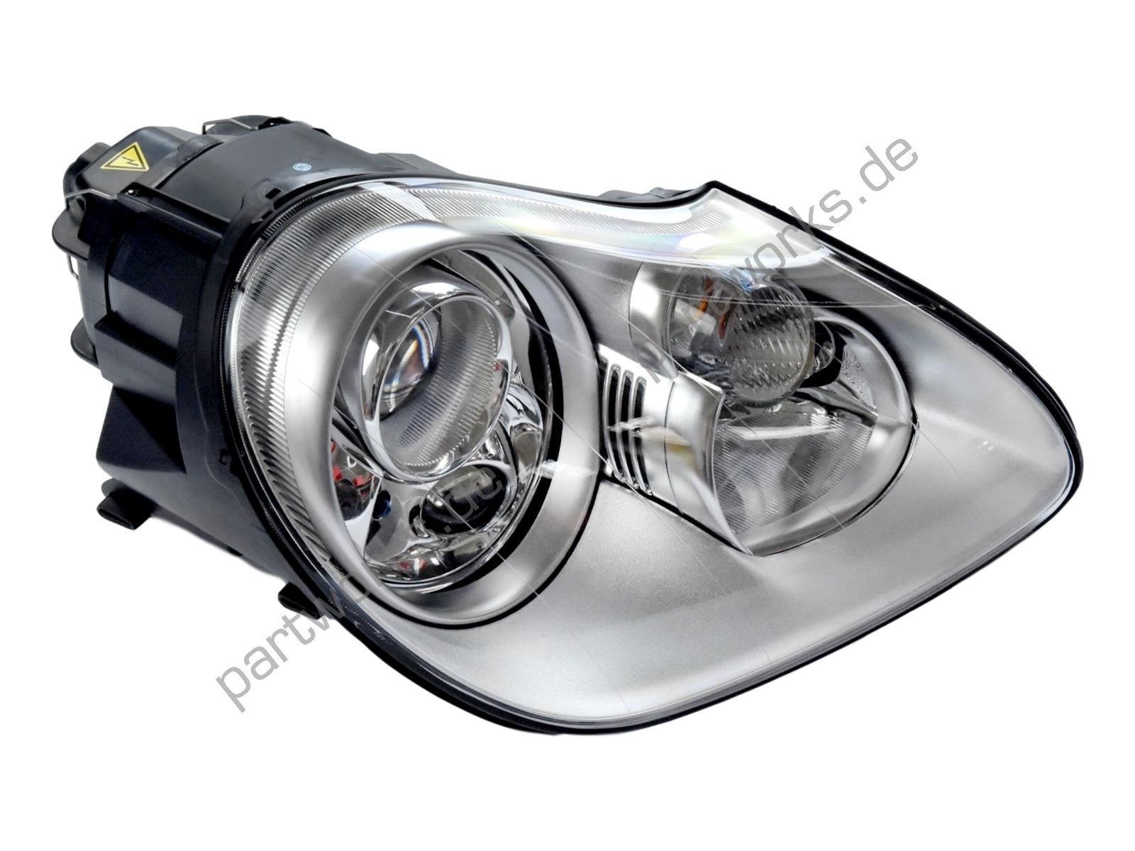 Scheinwerfer BI-XENON für Porsche Cayenne 9PA 955 -06 RECHTS