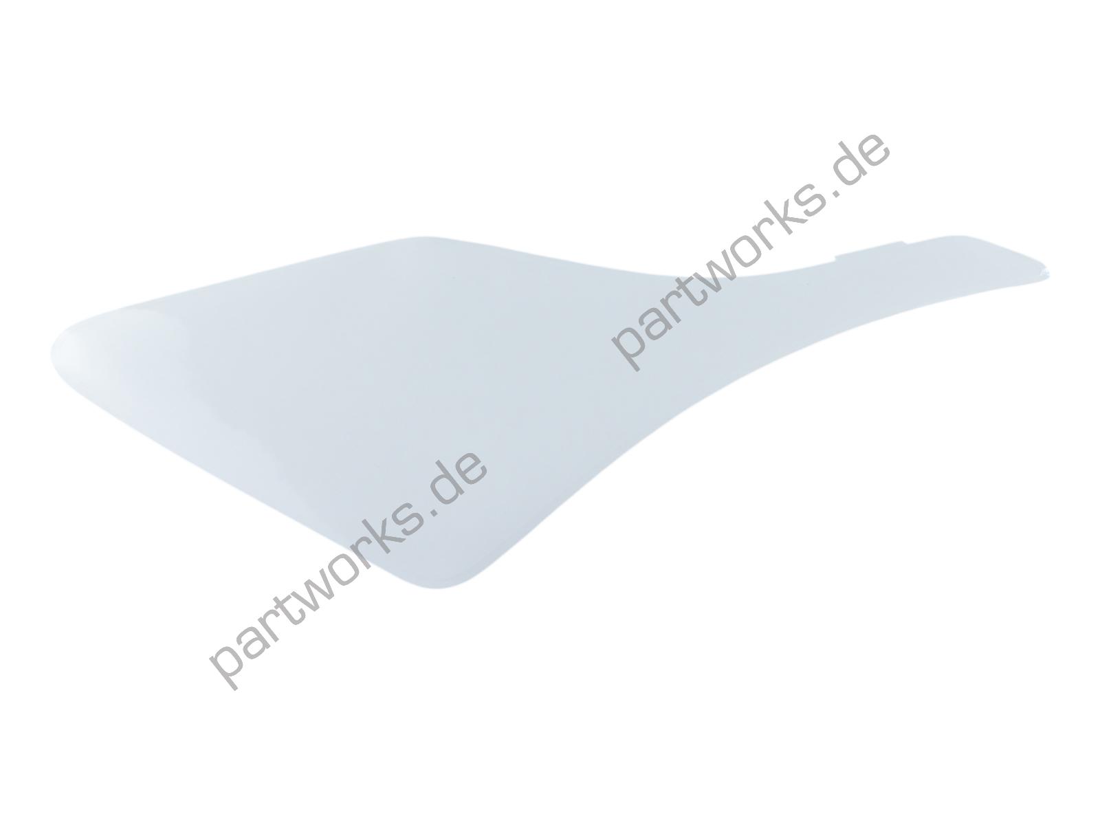 Steinschlagschutzfolie für Porsche 997 turbo LINKS